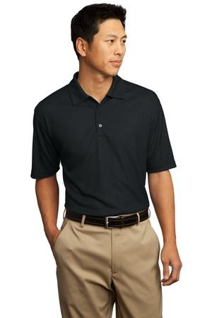 (286776s) NIKE GOLF - Dri-FIT UV Patterned Sport Shirt.
