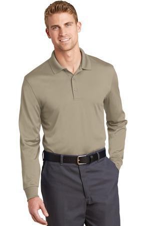 CornerStone Select Snag-Proof Long Sleeve Polo. CS412LS