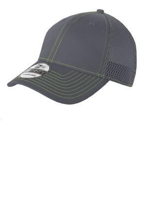 New Era - Stretch Mesh Contrast Stitch Cap. NE1120