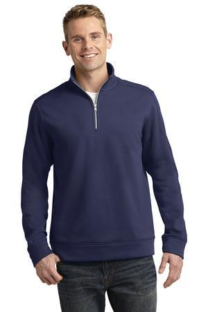 Sport-Tek Repel Fleece 1/4-Zip Pullover. ST291