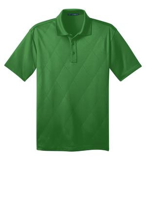 Tech Embossed Polo - RCG1390