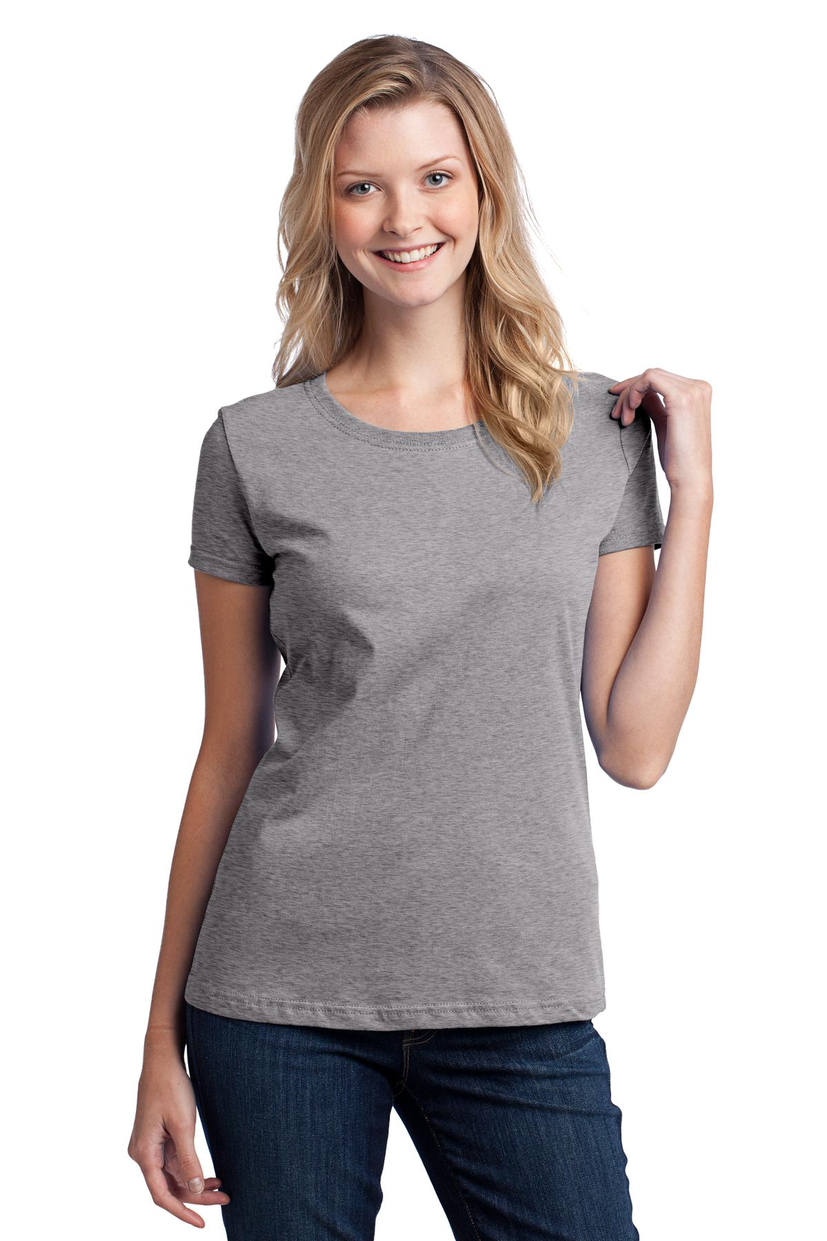 Fruit of the Loom Ladies Heavy Cotton HD 100% Cotton T-Shirt. L3930