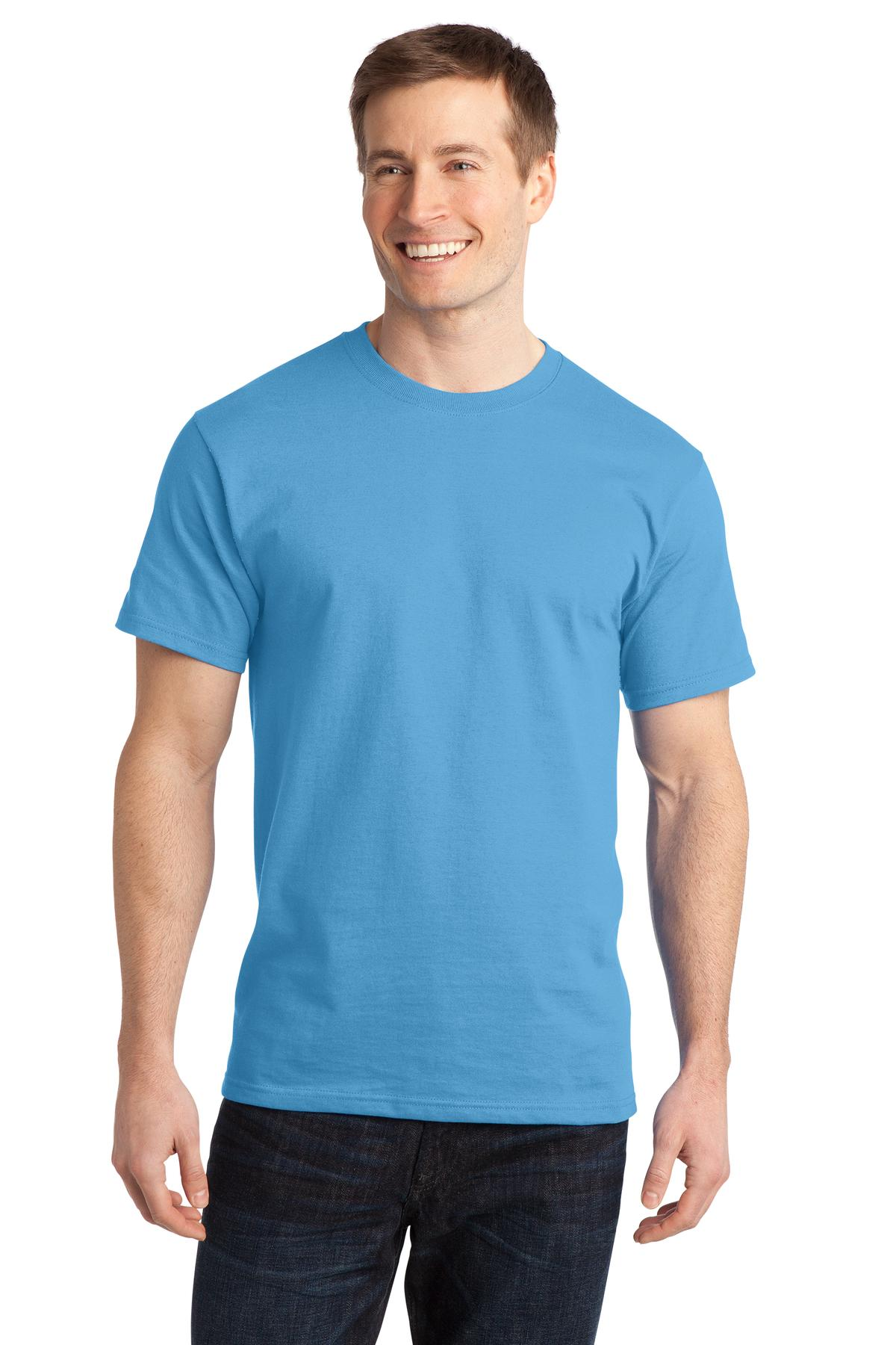 Port & Company - Essential Ring Spun Cotton T-Shirt. PC150